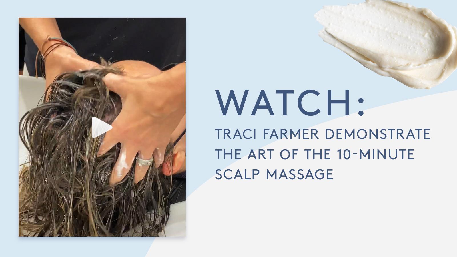 The 10-Minute Scalp Massage