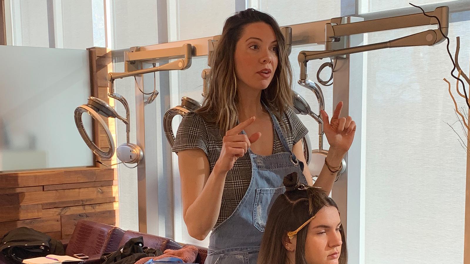 Stylist Spotlight: Kathryn LaRusso, Little Moon Salon
