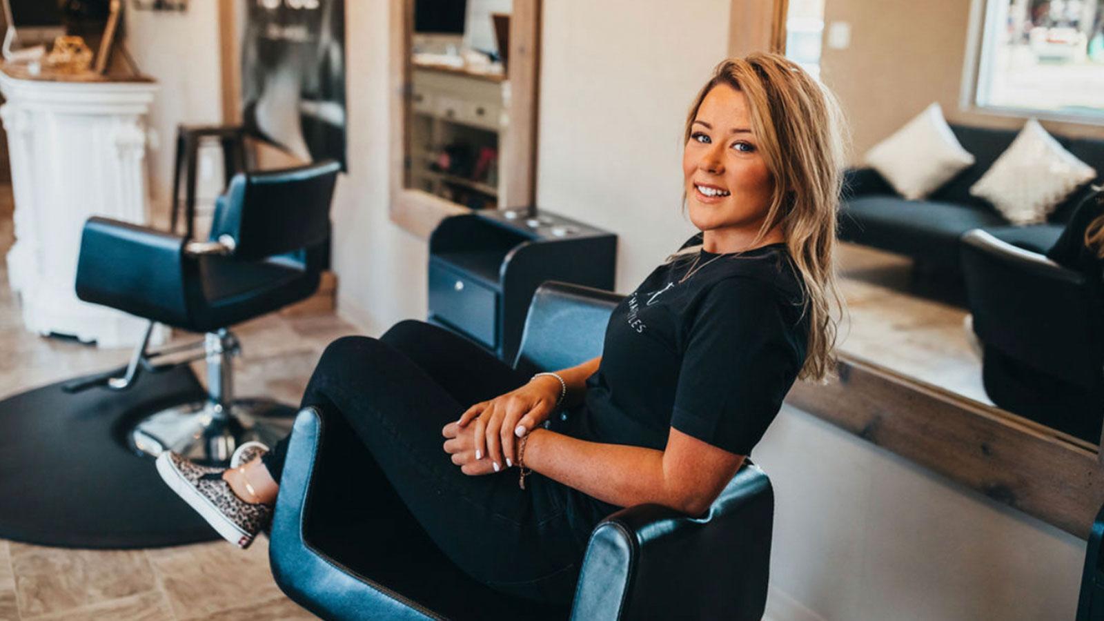 Stylist Spotlight: Taliya Hawley, Tease Hairstyles Studio