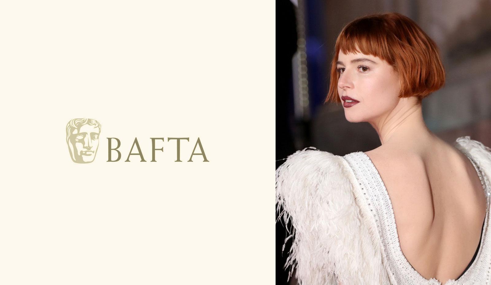 2020 British Film Academy Awards: Jessie Buckley's Texturized Bob