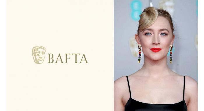 2020 British Film Academy Awards: Saoirse Ronan's Feminine Pompadour