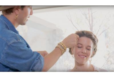 HOW TO: Create a Textured Crown Braid with Virtue Labs Creative Director Adir Abergel