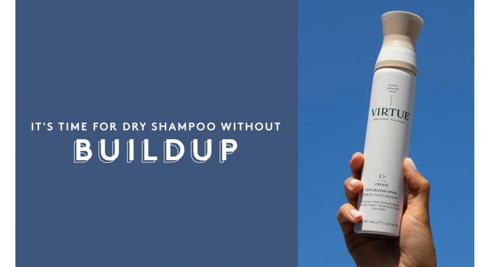 It's Time For Dry Shampoo Without Buildup