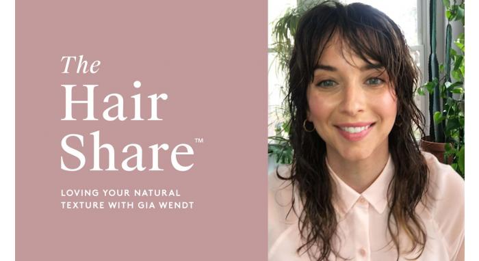 The Hair Share™: Loving Your Natural Texture with Gia Wendt