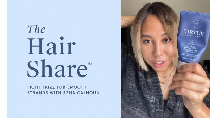 The Hair Share™: Fight Frizz For Smooth Strands with Rena Calhoun
