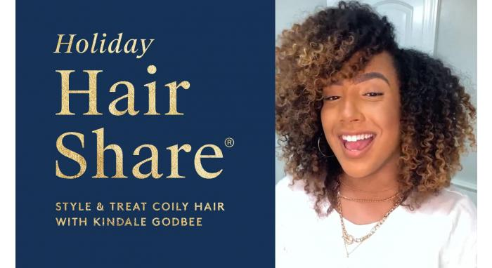 The Hair Share®: Style & Treat Coily Hair with Kindale Godbee