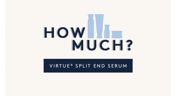 How Much Product Do You Use: Split End Serum