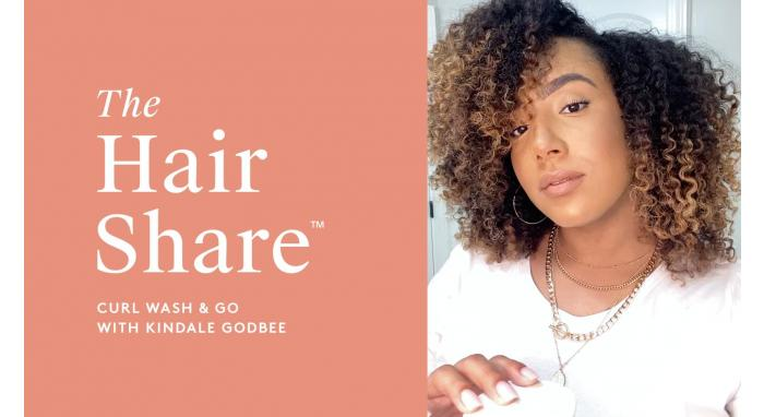 The Hair Share®: Curl Wash & Go with Kindale Godbee