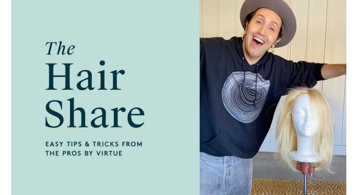 The Hair Share: Volumizing Tips from Adir Abergel