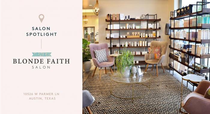 Salon Spotlights #withVIRTUE: Blonde Faith Salon