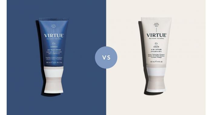 What's the Difference: Un-Frizz Cream vs. 6-in-1 Styler