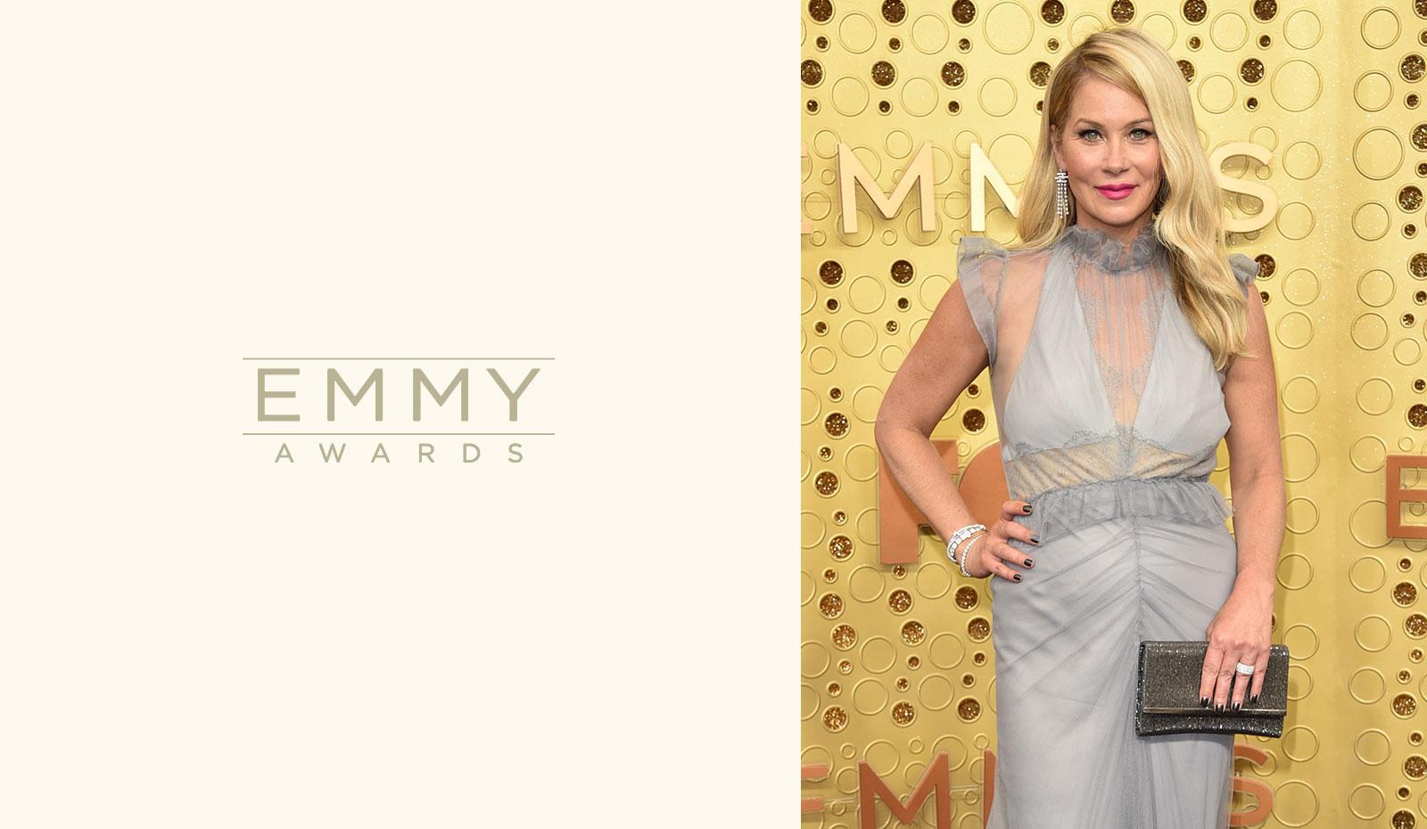 2019 Emmy's: Soft, Shiny Waves