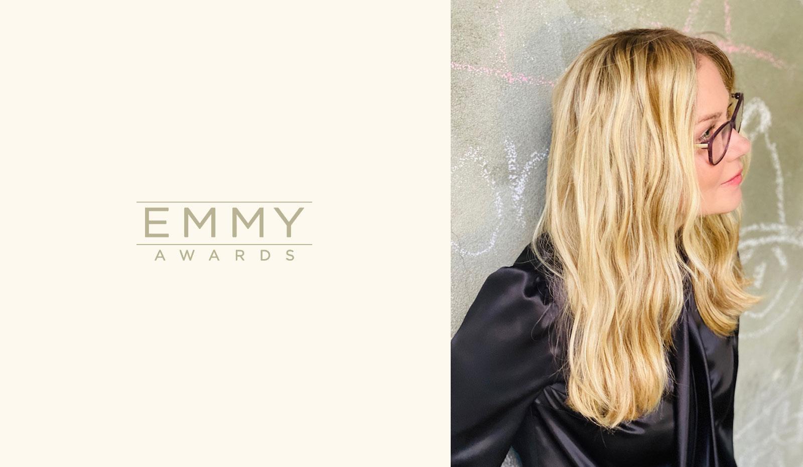 2020 Emmy's: Christina Applegate's High Shine Waves