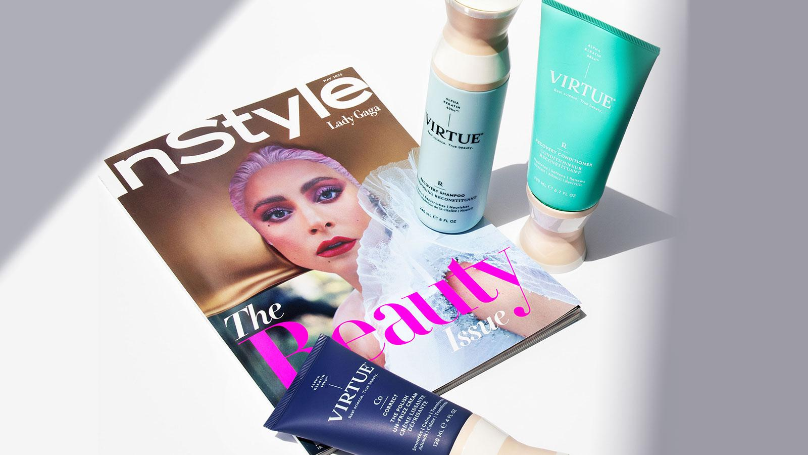 Virtue Wins InStyle Best Beauty Buys Awards 2020