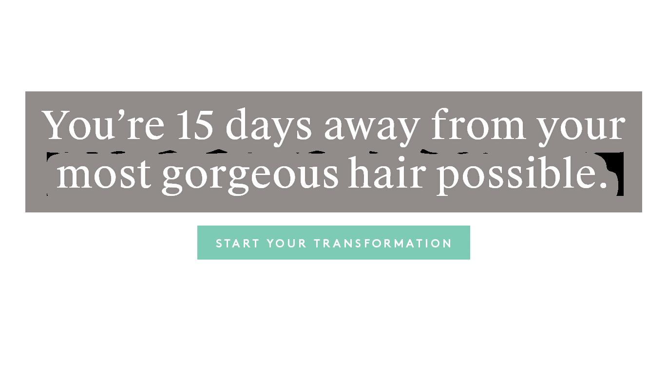 Take Our Hair Diagnostic