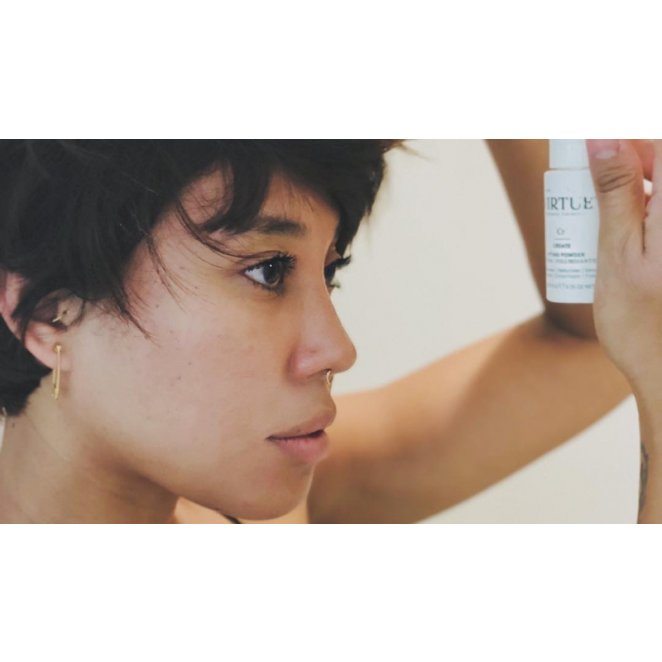 Get Ready #withVIRTUE: Shiny, Volumized Short Hair Tutorial