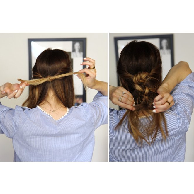 *Knot* Your Average Updo by Brit Gharing