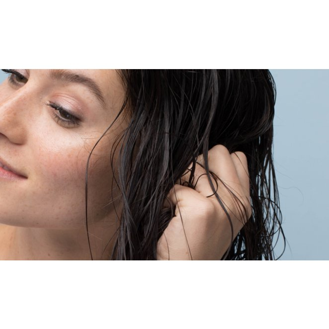 How to Air Dry Your Hair #withVIRTUE