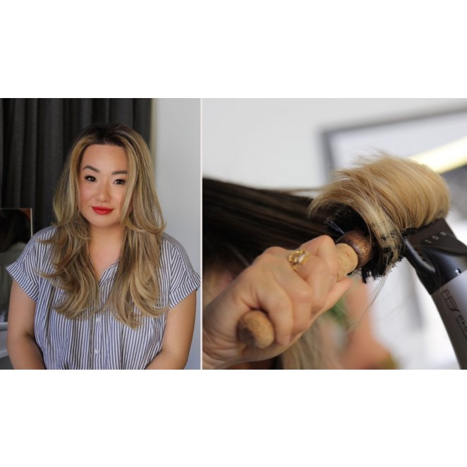 HOW TO: Bombshell Blowout with Liz Jung