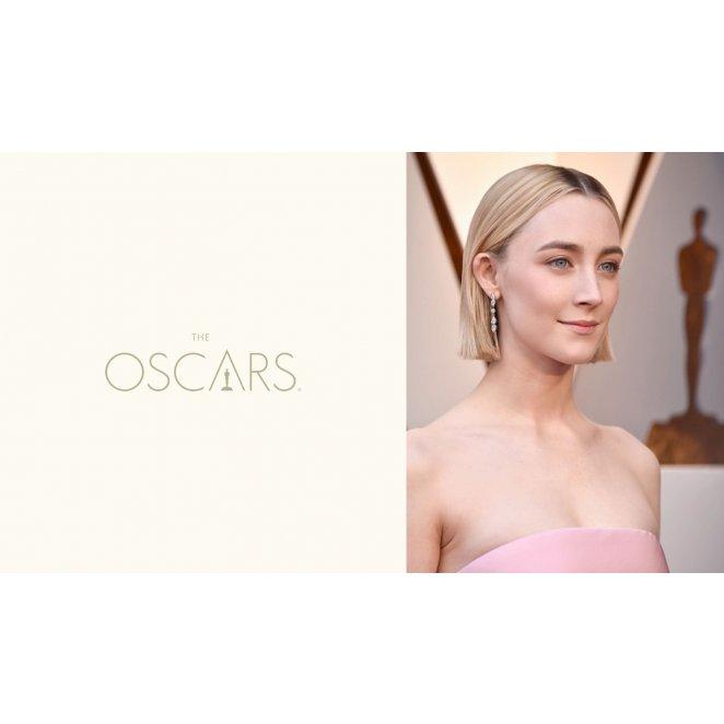 2018 Academy Awards: Linear Blunt Bob