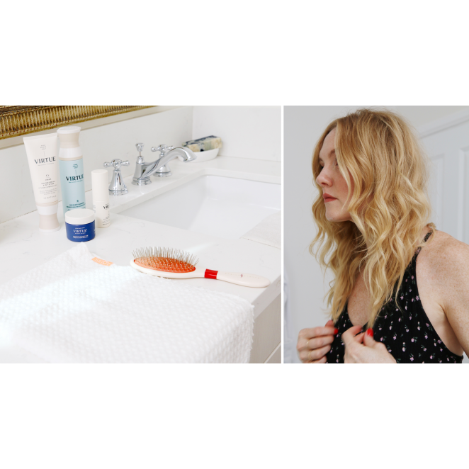 Diffusing your Curls, with Sarah Conner
