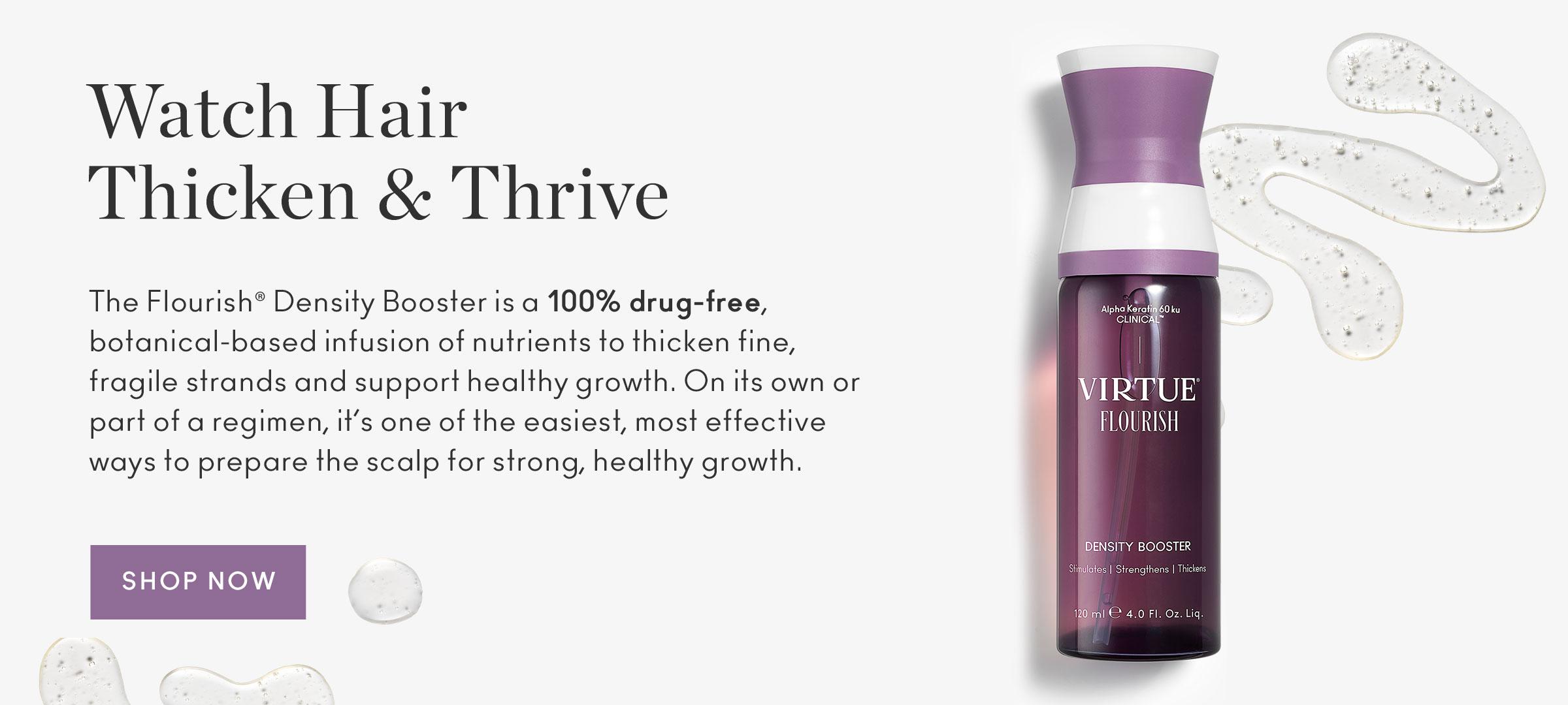 Watch Hair Thicken & Thrive