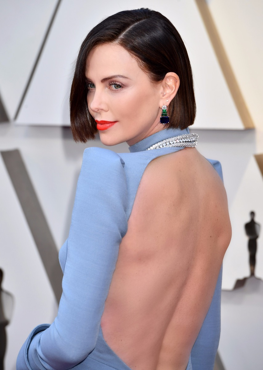 Charlize Theron 2019 Academy Awards