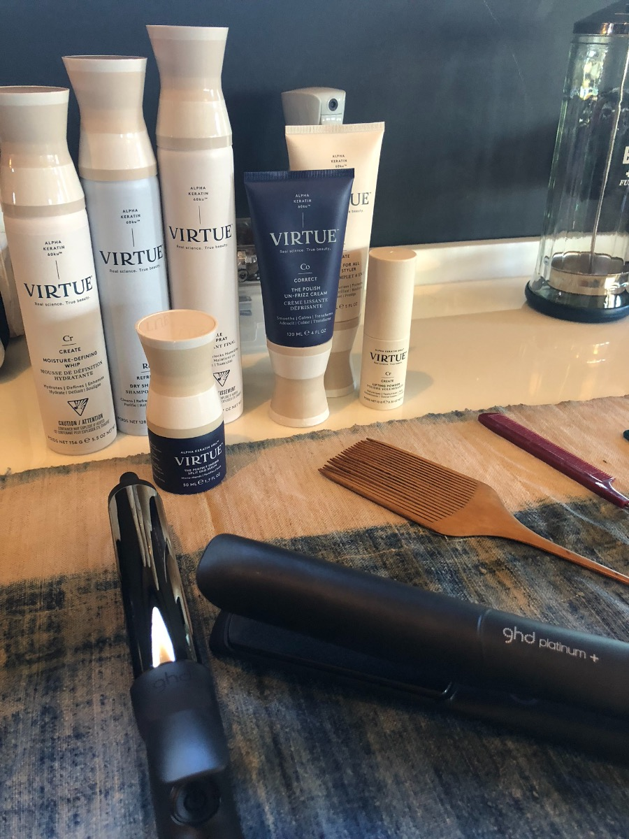 Adir Abergel's Emmy Styling Kit for Jessica Biel