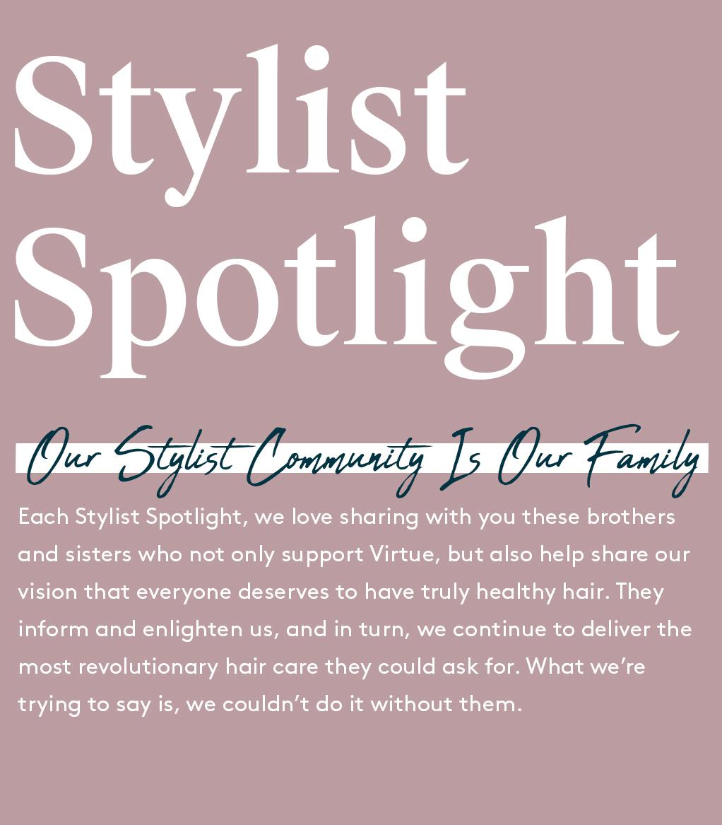 Stylist Spotlight