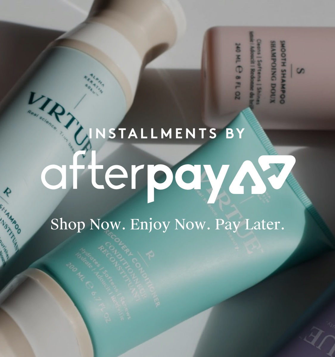 Installments with Afterpay
