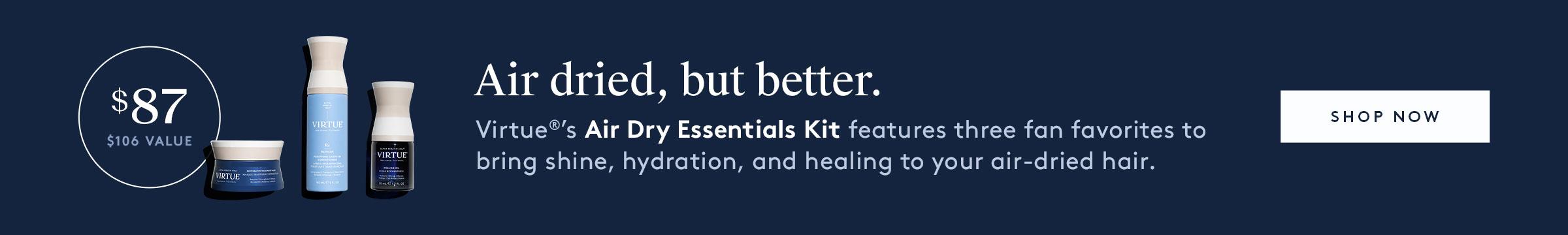 Air Dry Essentials Kit