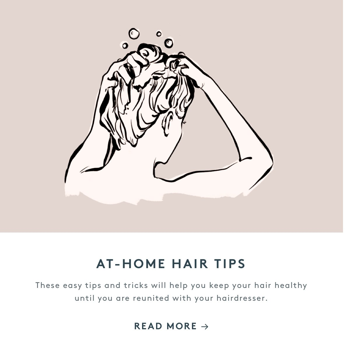 At-Home Hair Tips