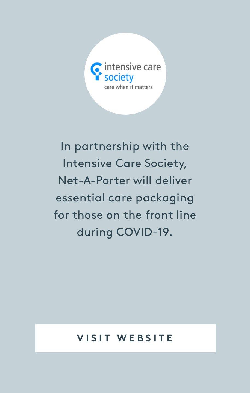 The Intensive Care Society via Net-A-Porter