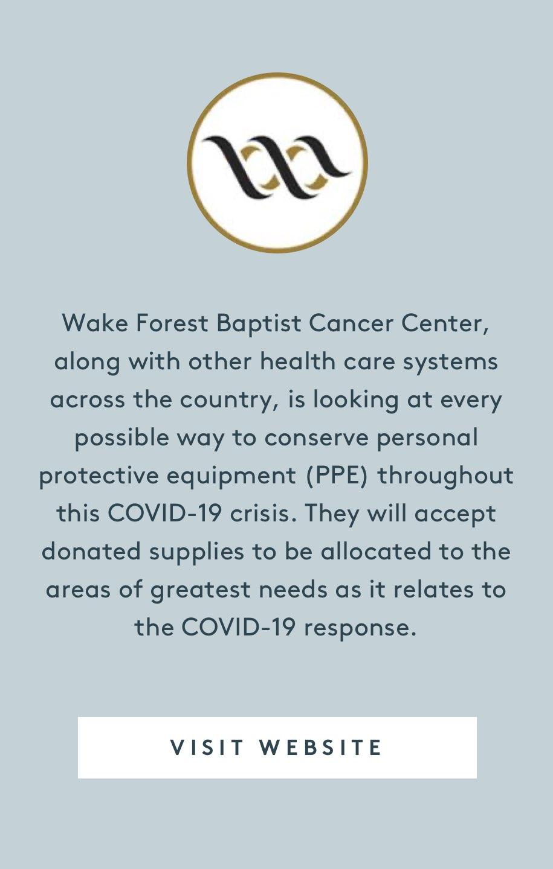 Wake Baptist Cancer Center