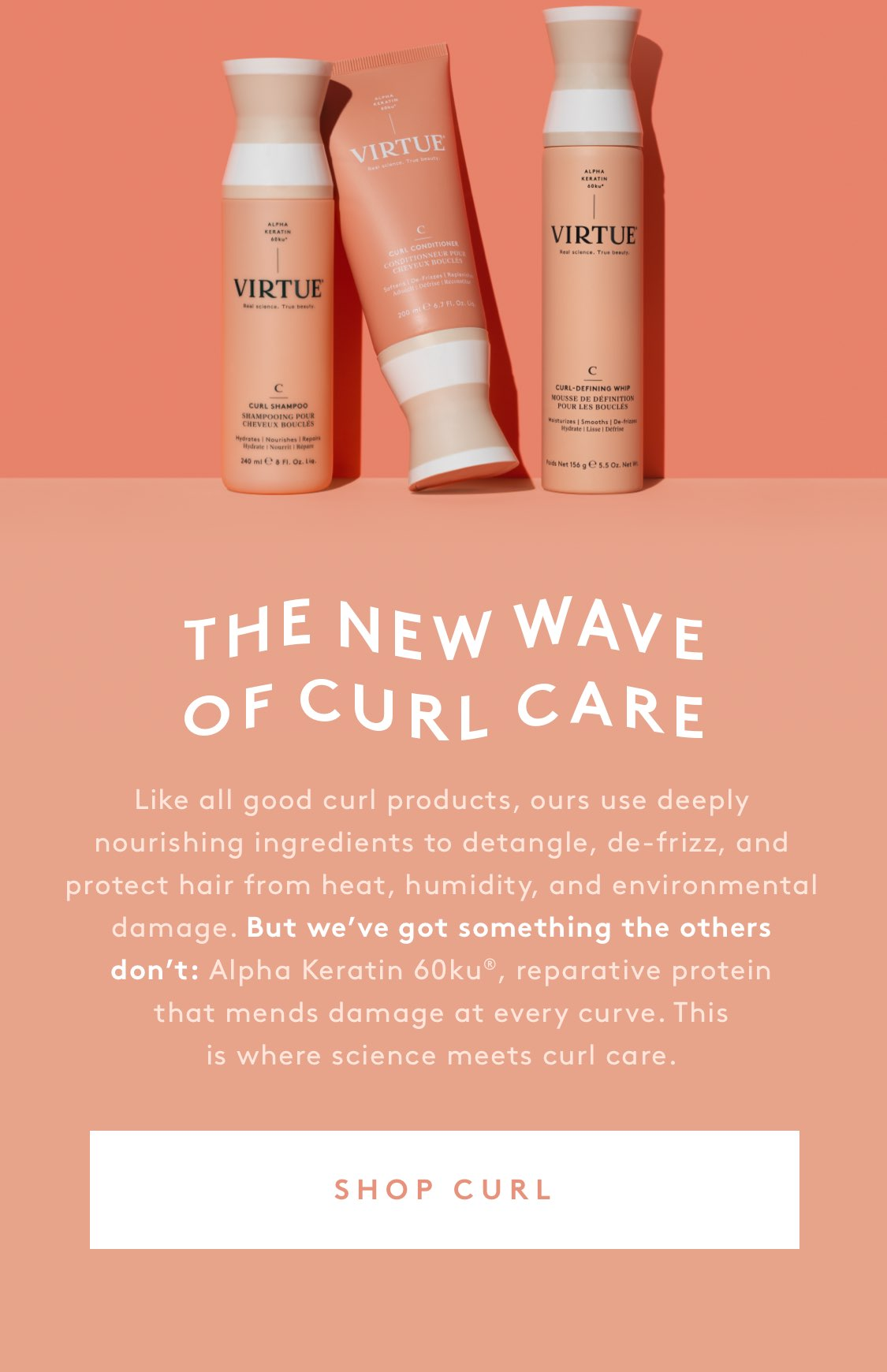 The New Wave Of Curl Care