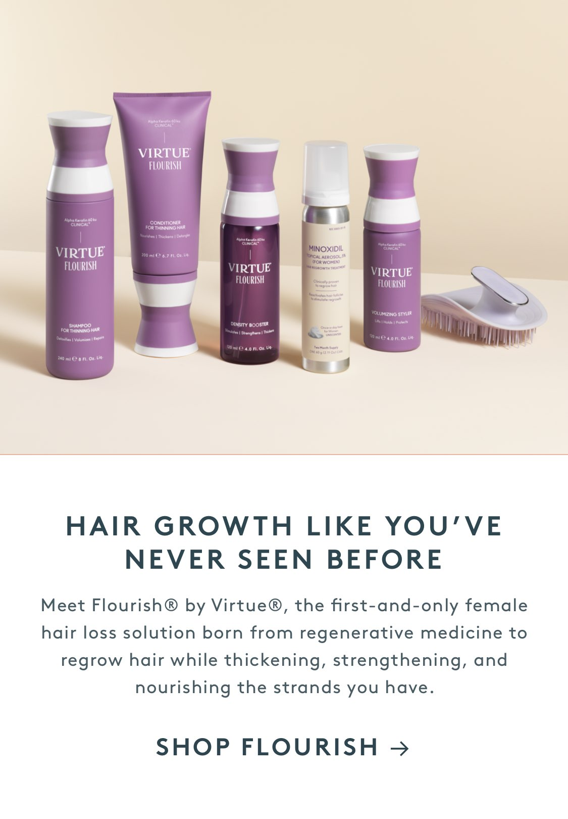 Hair Growth Like You've Never Seen Before