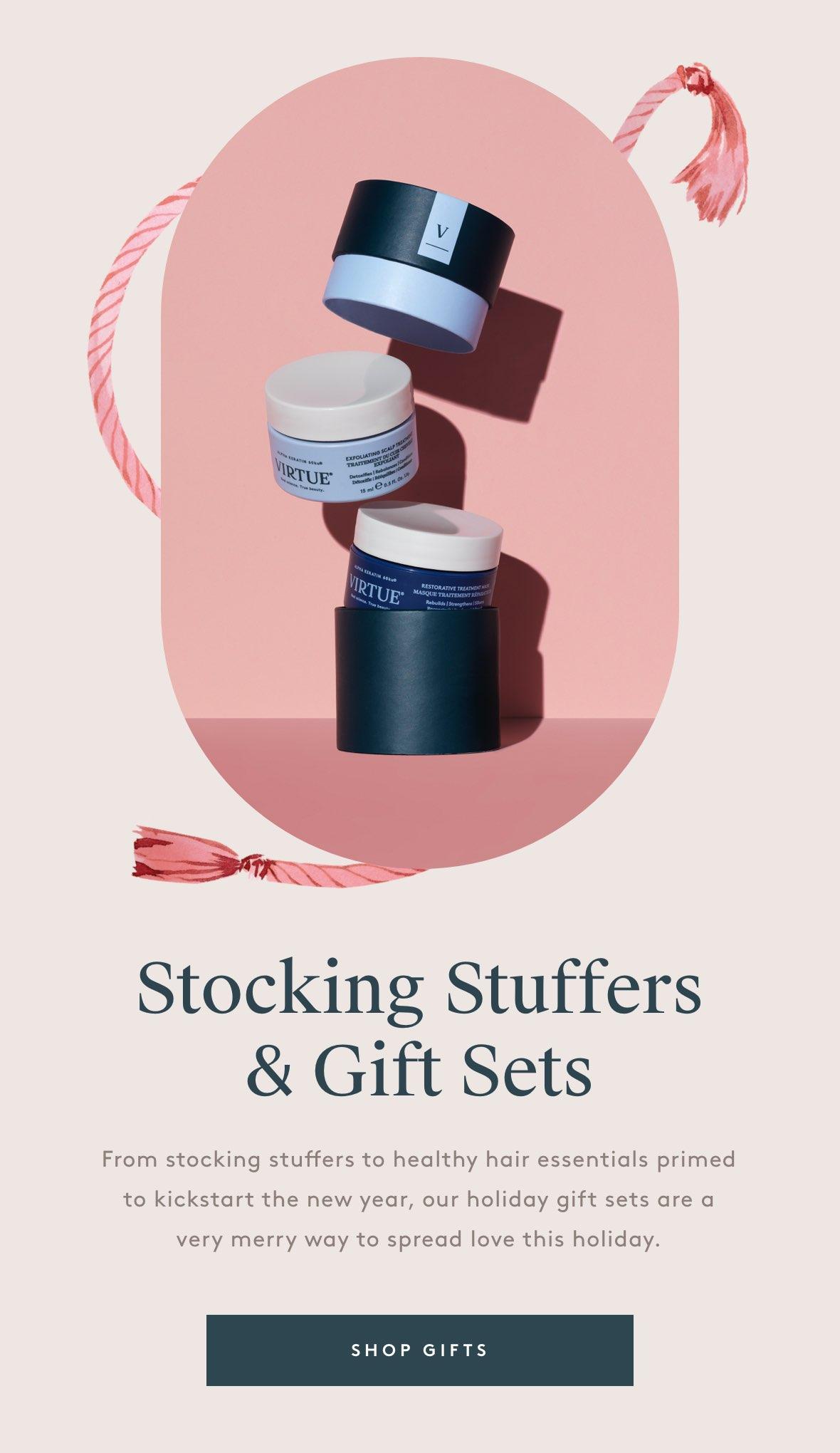 Stocking Stuffers & Gift Sets