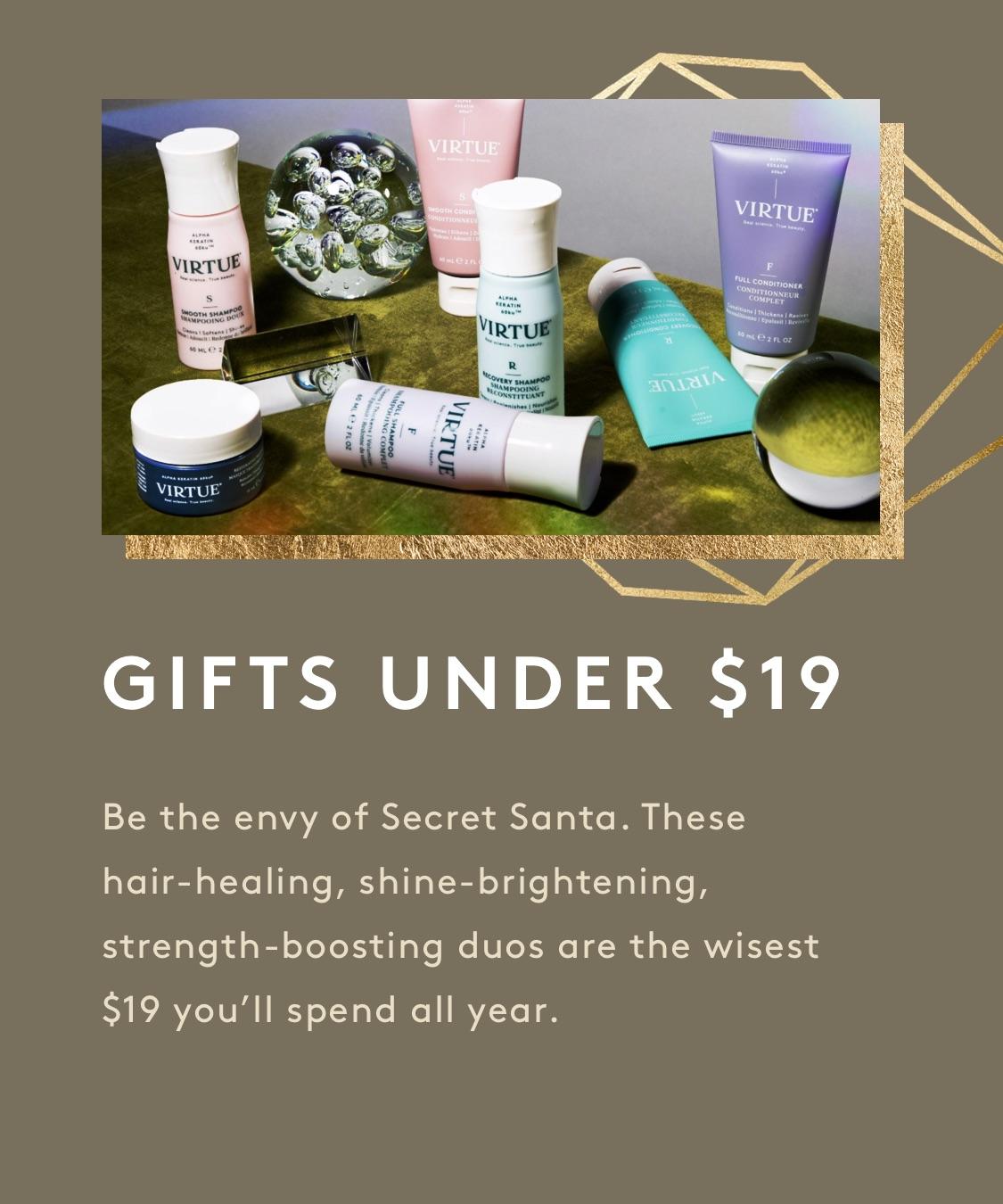 Gifts Under $19
