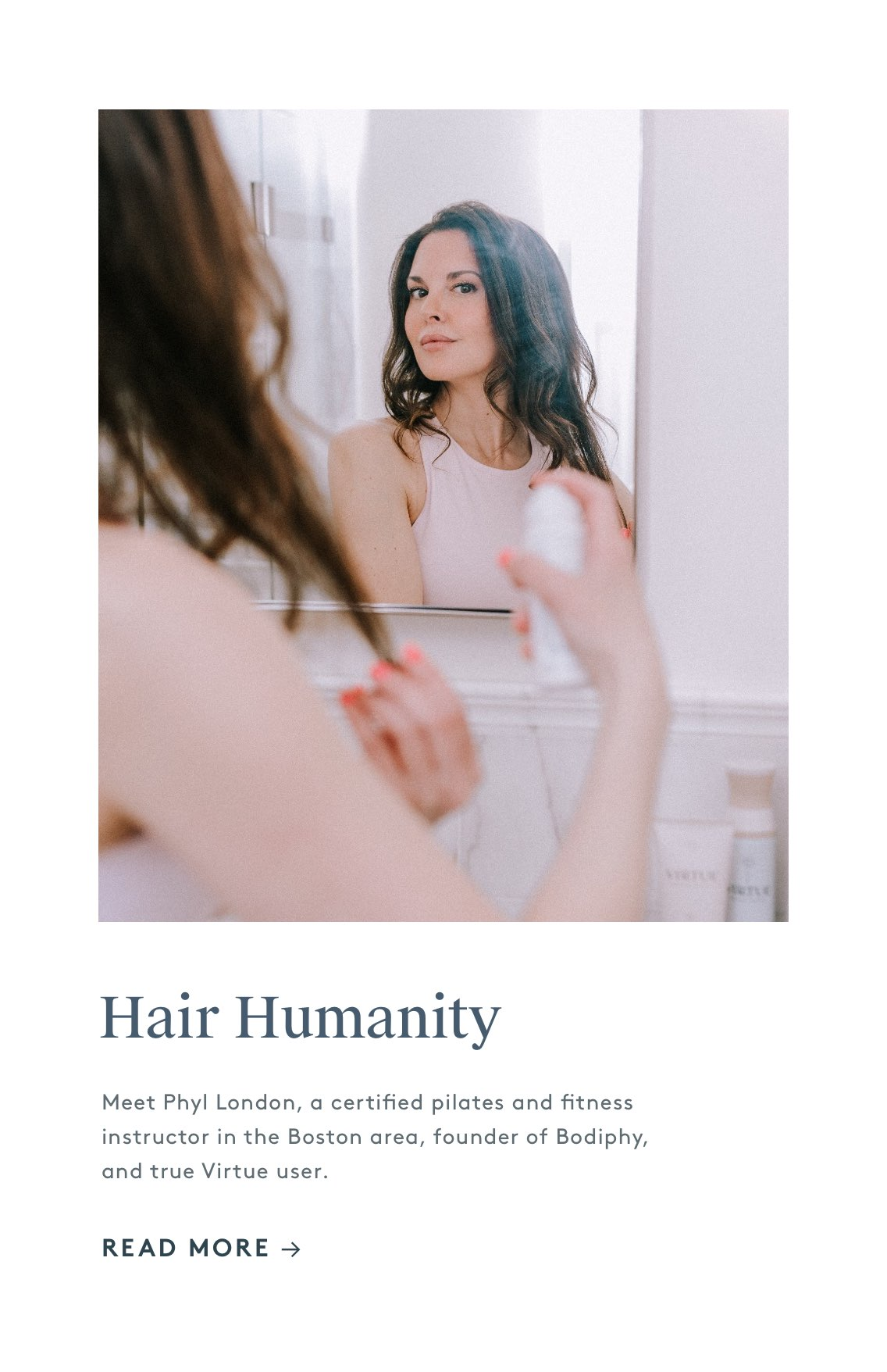 Hair Humanity