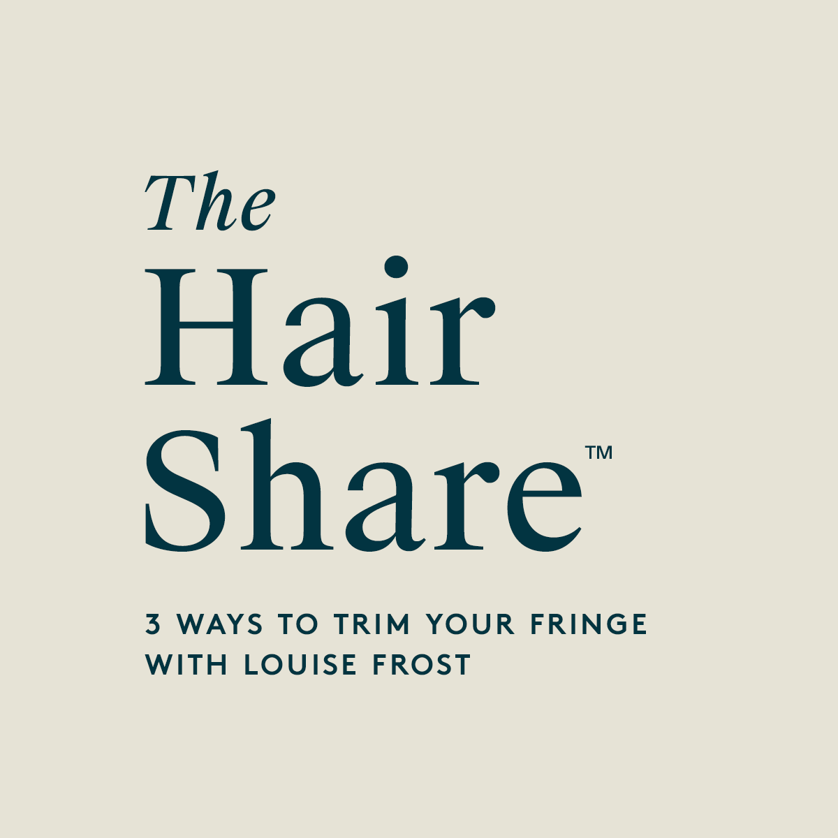 The Hair Share