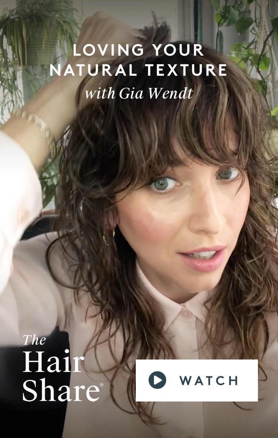 Loving Your Natural Texture with Gia Wendt