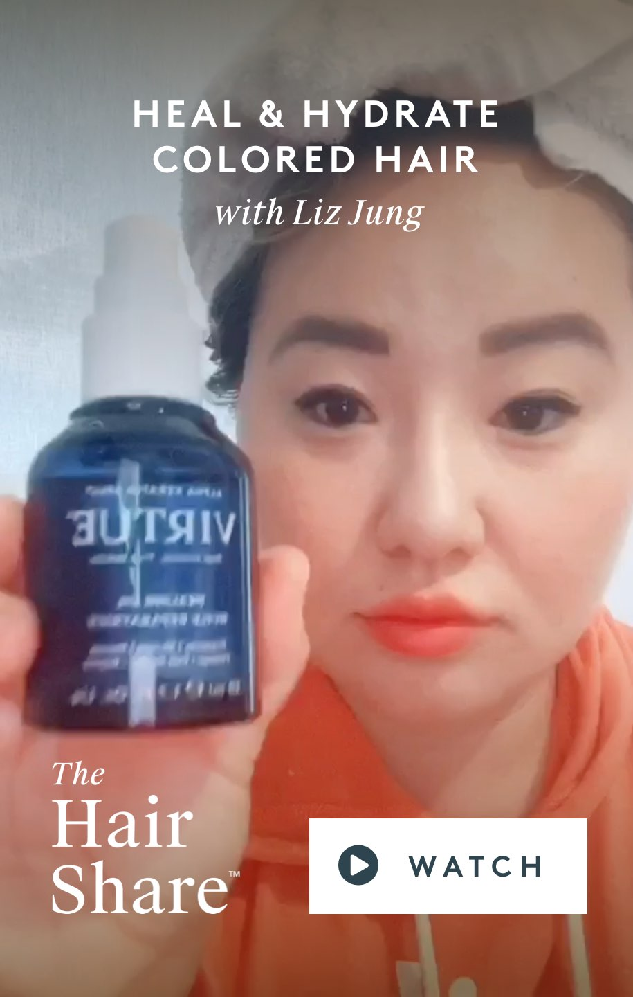 Heal & Hydrate Colored Hair with Liz Jung
