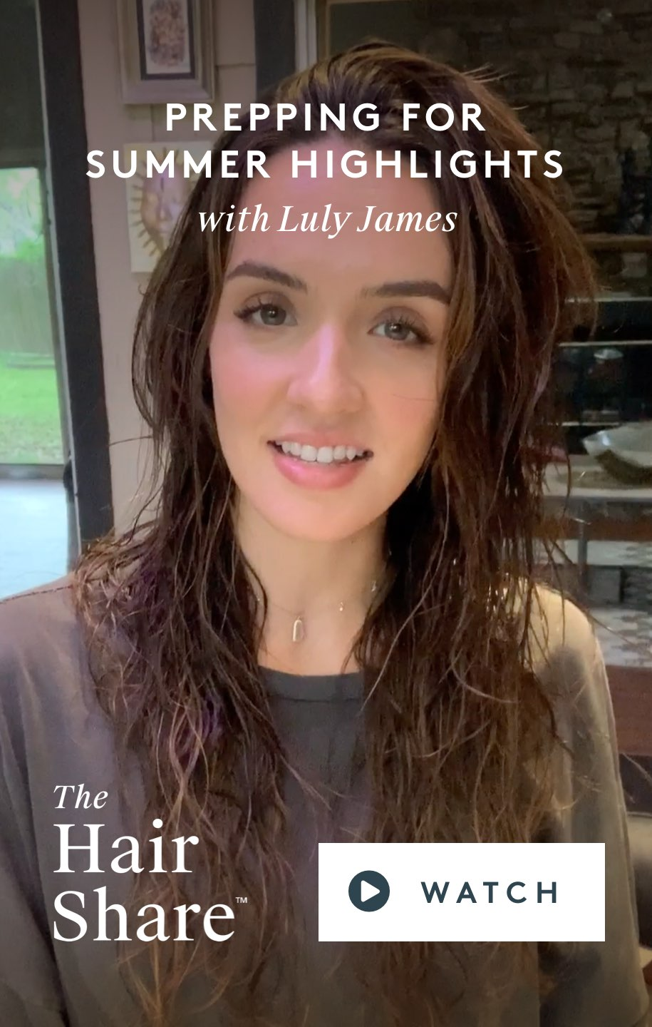 Prepping for Summer Highlights with Luly James