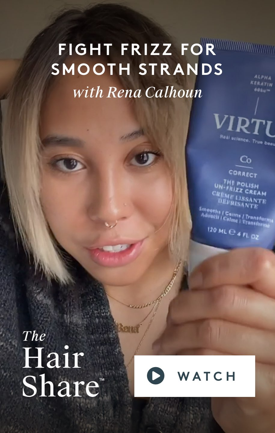 Fight Frizz For Smooth Strands With Rena Calhoun
