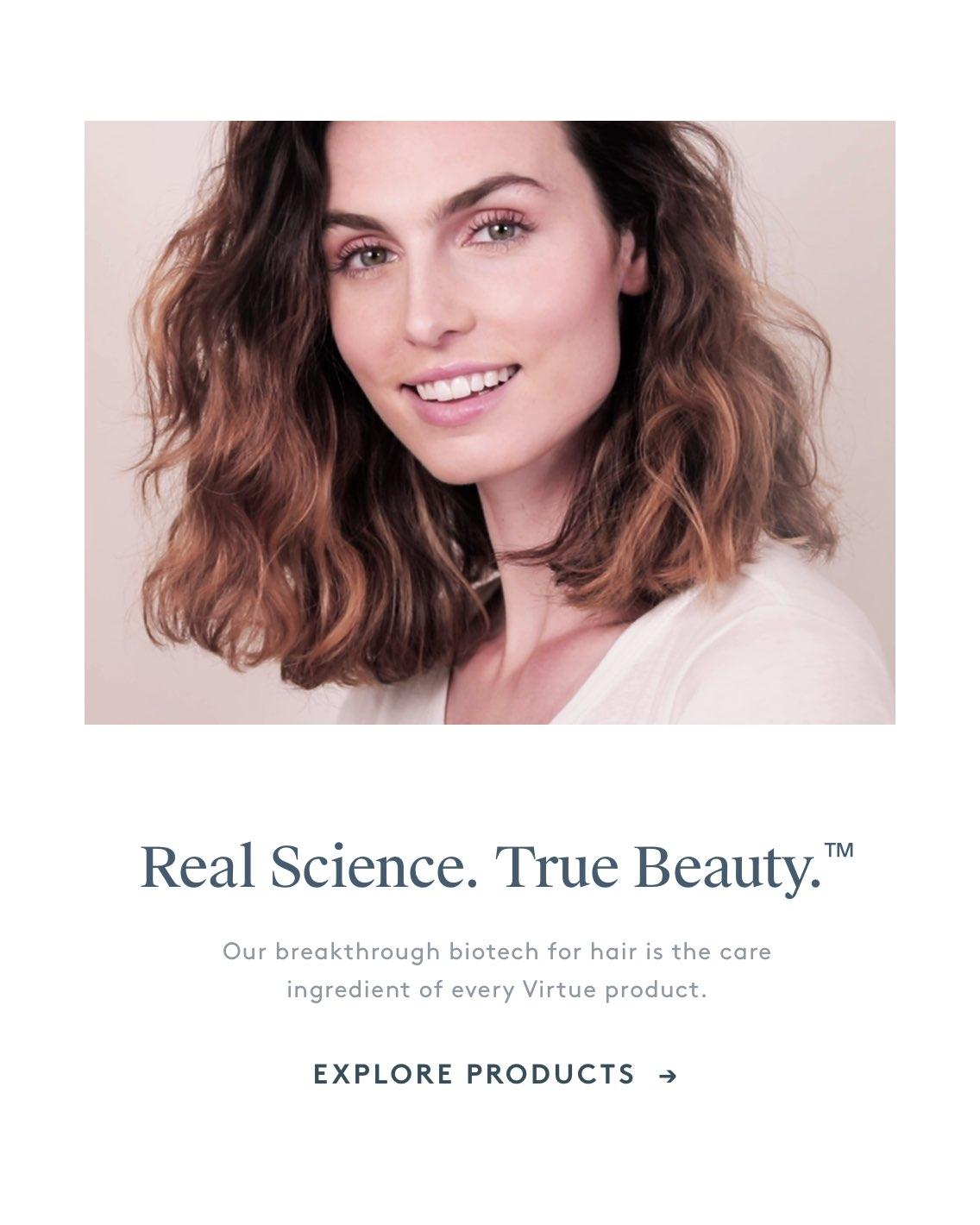 Real Science. True Beauty.®