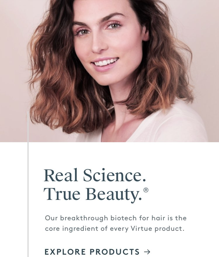 Real Science. True Beauty.®