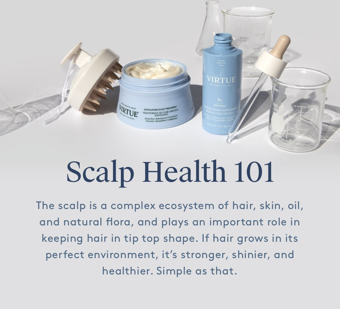 Scalp Health 101