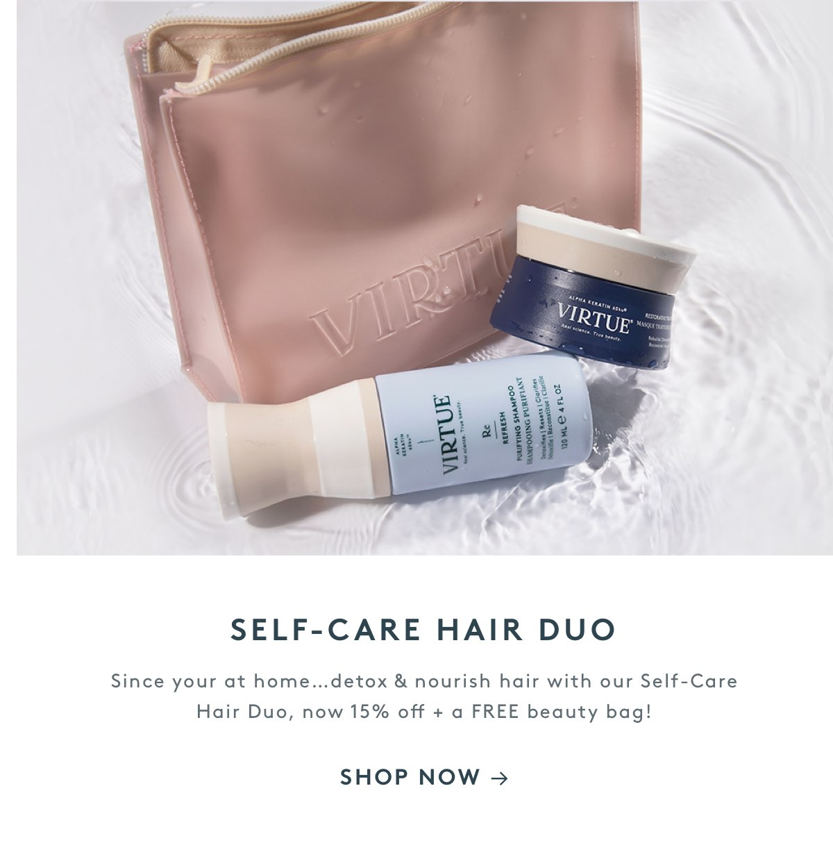 Self-Care Hair Duo
