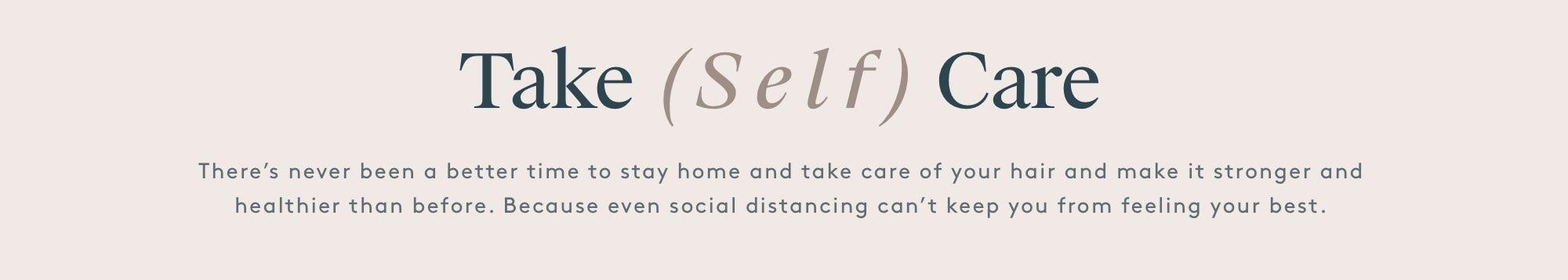 Take Self Care