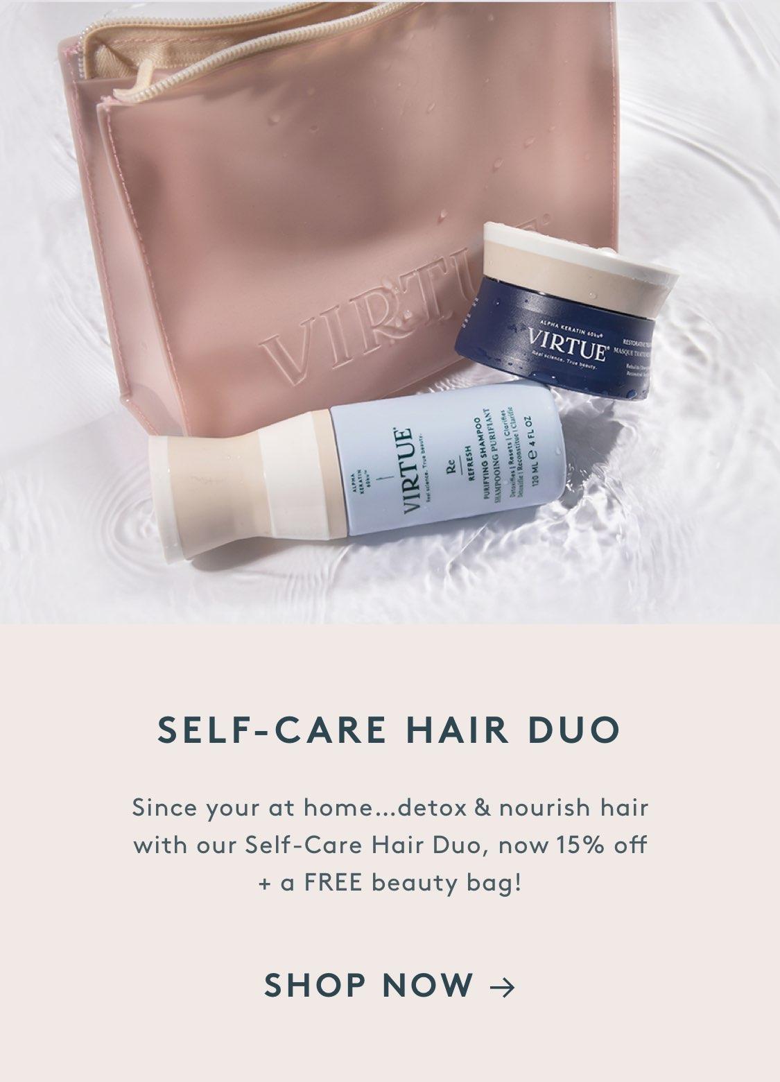 Self-Care Hair Duo